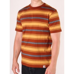 Camiseta CARHARTT Wip Buren Brandy
