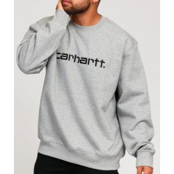 Sudadera CARHARTT Sweat Grey Heather