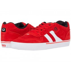 Zapatillas GLOBE Encore 2 Red/White/Black