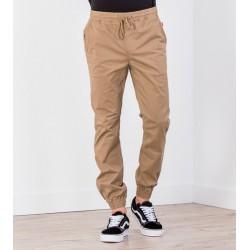 Pantalones Jogger Globe Marrón