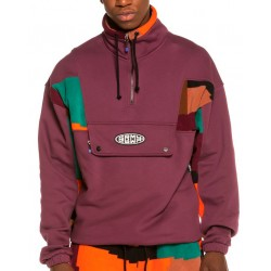 Sudadera GRIMEY Dulce High Neck FW20 Purple