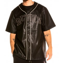 Camiseta GRIMEY Baseball Call of Yore FW20 Black