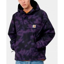 Canguro CARHARTT Nimbus Pullover Camo Purple