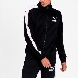 Chaqueta PUMA Iconic Track Top Black
