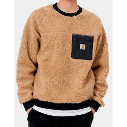 Sudadera CARHARTT Wip Prentis Dusty Brown