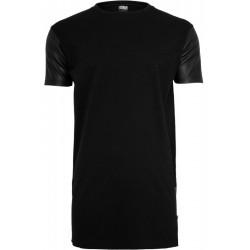 Camiseta larga URBAN CLASSICS Long Black