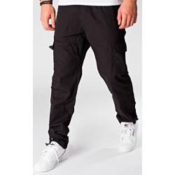 Pantalones Jogger URBAN CLASSICS Ripstop Cargo Black