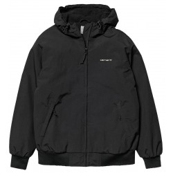 Chaqueta CARHARTT Marsh Jacket Black/White