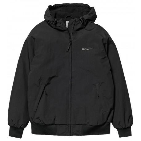 Chaqueta CARHARTT Marsh Jacket Black/White