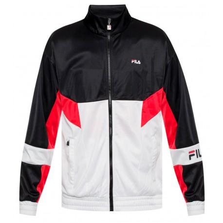 Chaqueta FILA Men Talen Track Jacket Red/Black/White