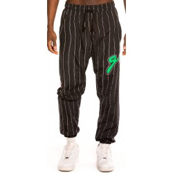 Pantalon GRIMEY Strange Fruit Track Pant Black