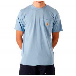Camiseta CARHARTT Pocket T-Shirt Wave