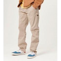 Pantalon CARHARTT WIP Ruck Knee Wall Stone