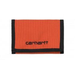Cartera CARHARTT WIP Payton Wallet Cinnamon/Black