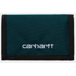Cartera CARHARTT WIP Payton Wallet Lagoon/White