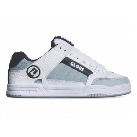 Zapatillas anchas GLOBE Tilt White/Grey/Navy