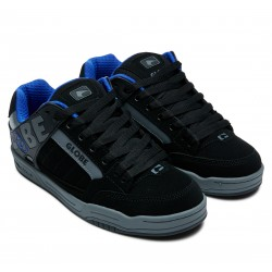 Zapatillas anchas GLOBE Tilt Black/Carbon/Blue