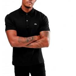 Polo LACOSTE Classic Fit Black