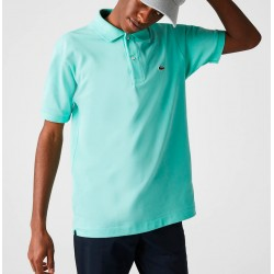 Polo LACOSTE Classic Fit Verde