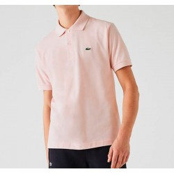 Polo LACOSTE Classic Fit Rosa