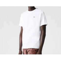 Camiseta LACOSTE Prime Classic White