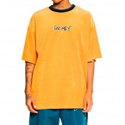 Camiseta GRIMEY Gem Cutting Velvet Brick
