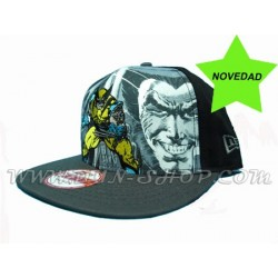 Gorra NEW ERA Hero Break Out Grey/blck