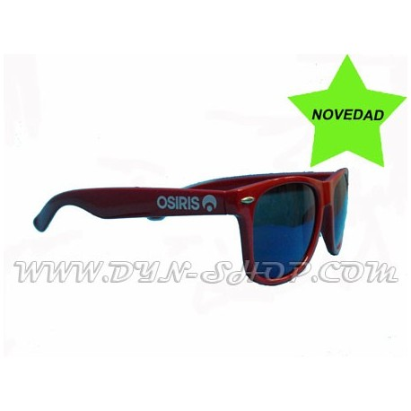 Gafas de sol OSIRIS SHOES Red