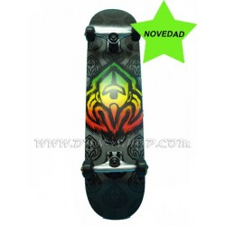 Skate Completo DARKSTAR Brush 7,6