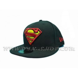 Gorra NEW ERA Superman Black