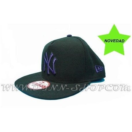 Gorra NEW ERA New York Yankees Purple