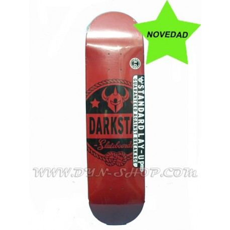 Tabla DARKSTAR General Red 8