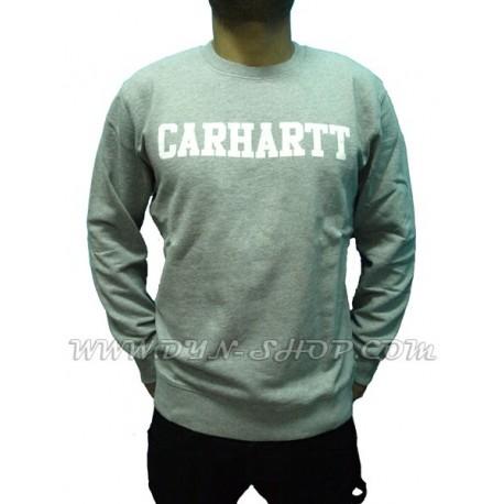 Sudadera CARHARTT College Gris