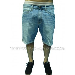 Pantalon Corto CARHARTT Swell Bermuda Blue Washed