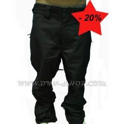 Pantalon THIRTYTWO Muir Black