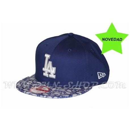 GorraS NEW ERA LA Snapback Navy