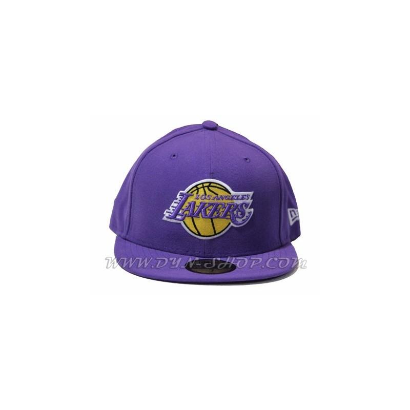 3e89a1c8c03fb ... Gorras NEW ERA Lakers Morada ...