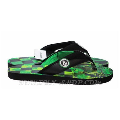 Chanclas VOLCOM Vocation Green