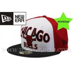 Gorras NEW ERA Chicago Bulls
