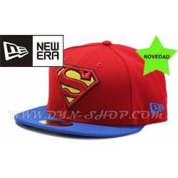 Gorra de Superman NEW ERA af45dd7b3cd