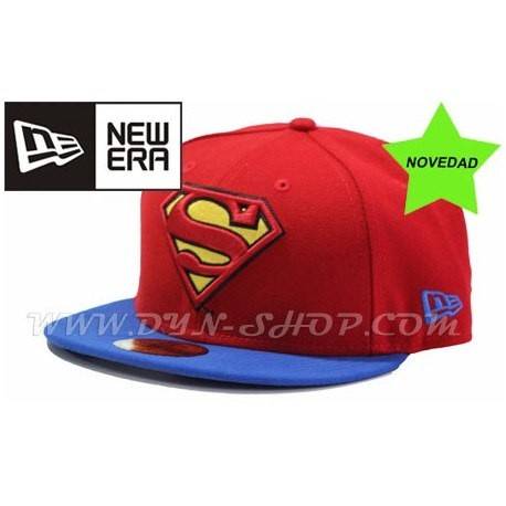 Gorra de Superman NEW ERA