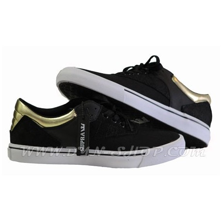 Zapatillas SUPRA Griffin Black/Golf