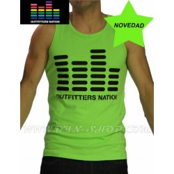 Camiseta Verde OUTFITTERS Giani