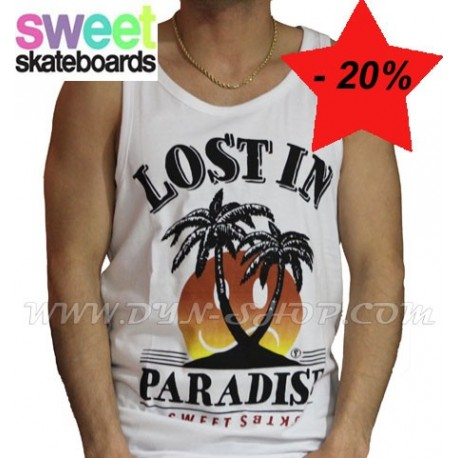 Camiseta SWEET Ropa Lost White