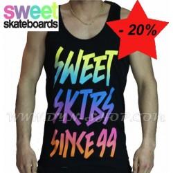 Camiseta SWEET Ropa Fade Blk