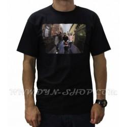 Camiseta Ropa SUPRA Alley Black