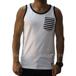 Camiseta Marcas de ropa OUTFITTERS Ibo Blanca