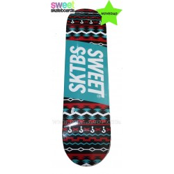 Tablas Skate SWEET Inca 8