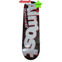 Tablas Skate ALMOST Pop Art 8,5