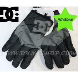 Guantes Snow DC SHOES Blk/grey